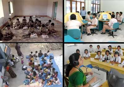 government vs private schools