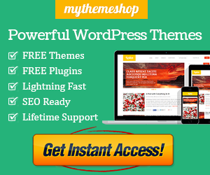 MyThemeShop - Premium WordPress Themes Made for WordPress